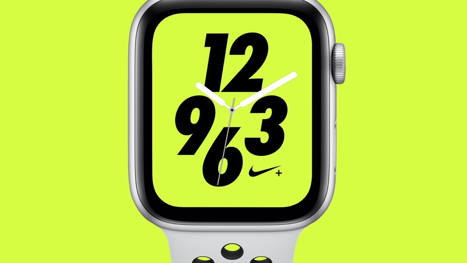 Salto verbo protestante  Apple Watch Series 4 Nike+ Models Have Slightly Later October 5 Launch Date  - MacRumors