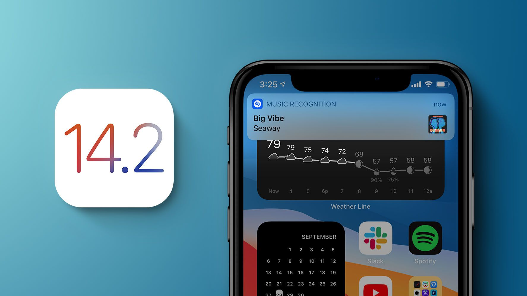 photo of Hands-On With iOS 14.2's New Shazam Music Recognition Toggle in Control Center image