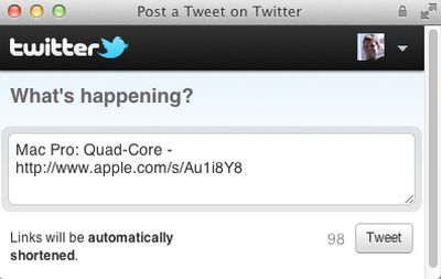 mac pro social twitter