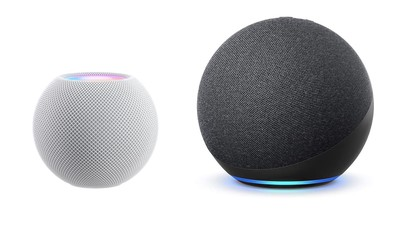 homepod mini amazon echo 4