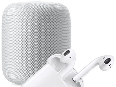 homepod airpods