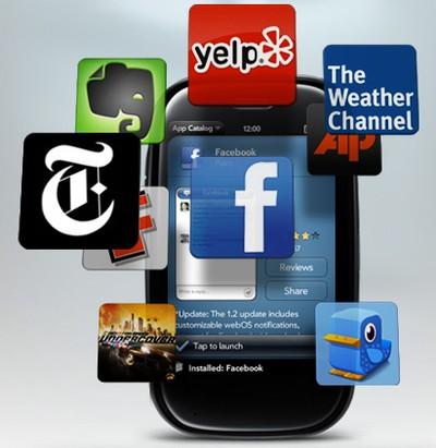 webos apps