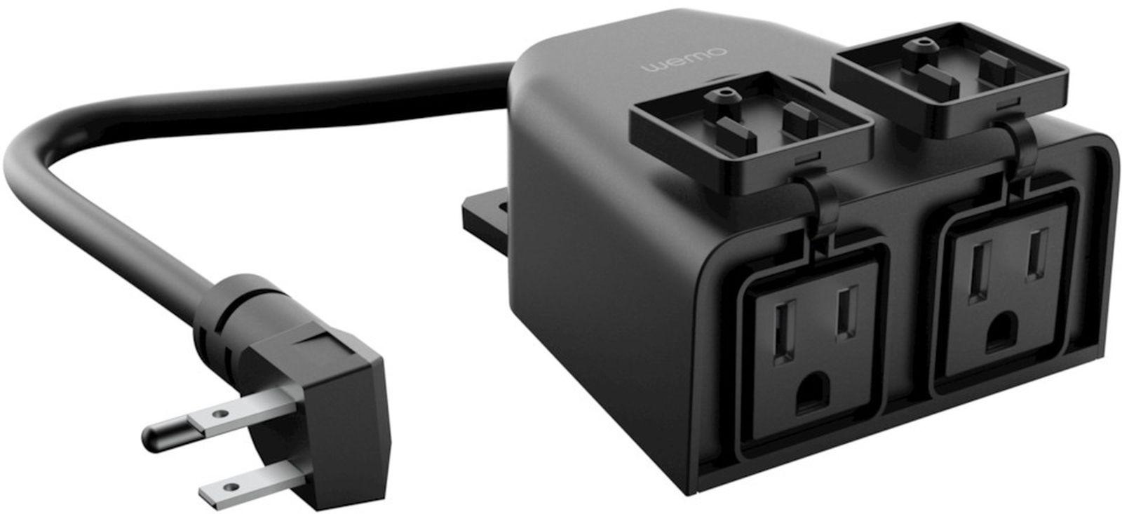 photo of Wemo Launches New HomeKit-Compatible Outdoor Smart Plug image