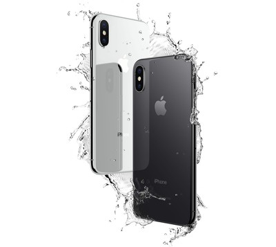 iPhone XS-view