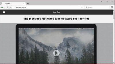 macspy malware
