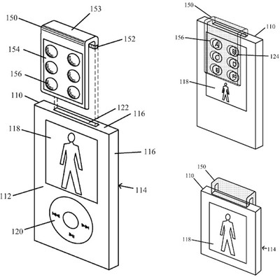 device clip patent embodiments