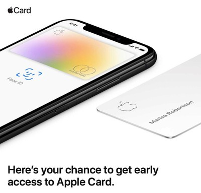 apple card email about invite