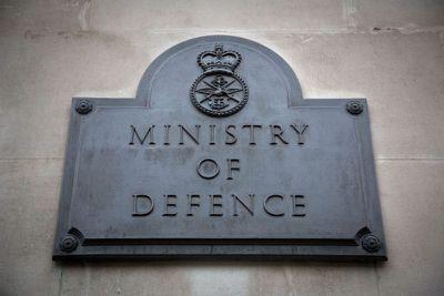 uk ministry of defense