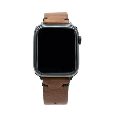 southern straps brown leather band 3