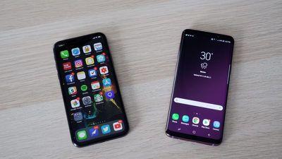 iphonexgalaxys9