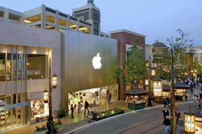 apple the grove store