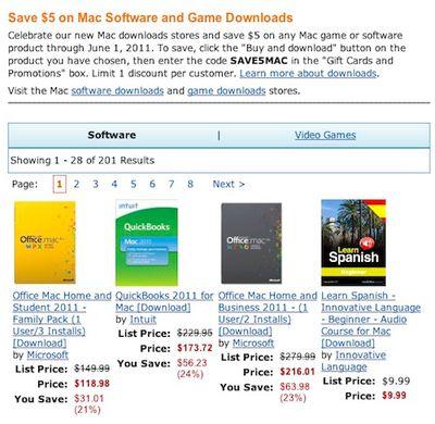amazon mac download store