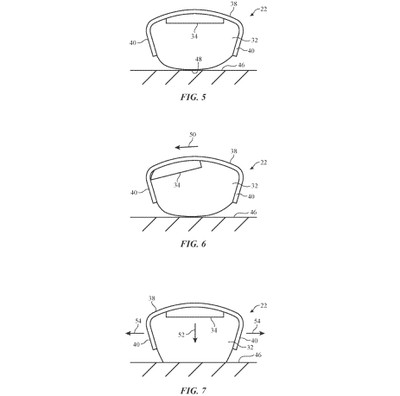 finger mounted device patent forces