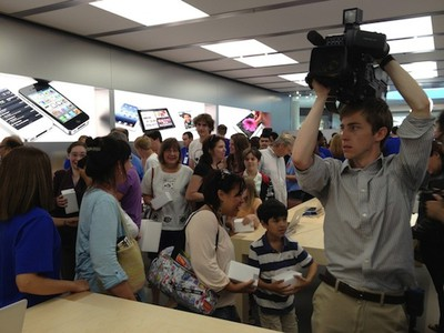 apple store halifax opening