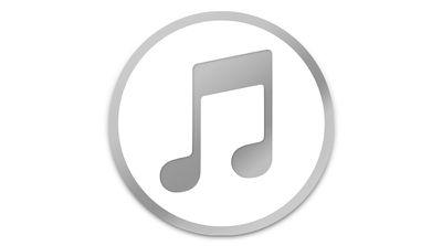 iTunes logo retired