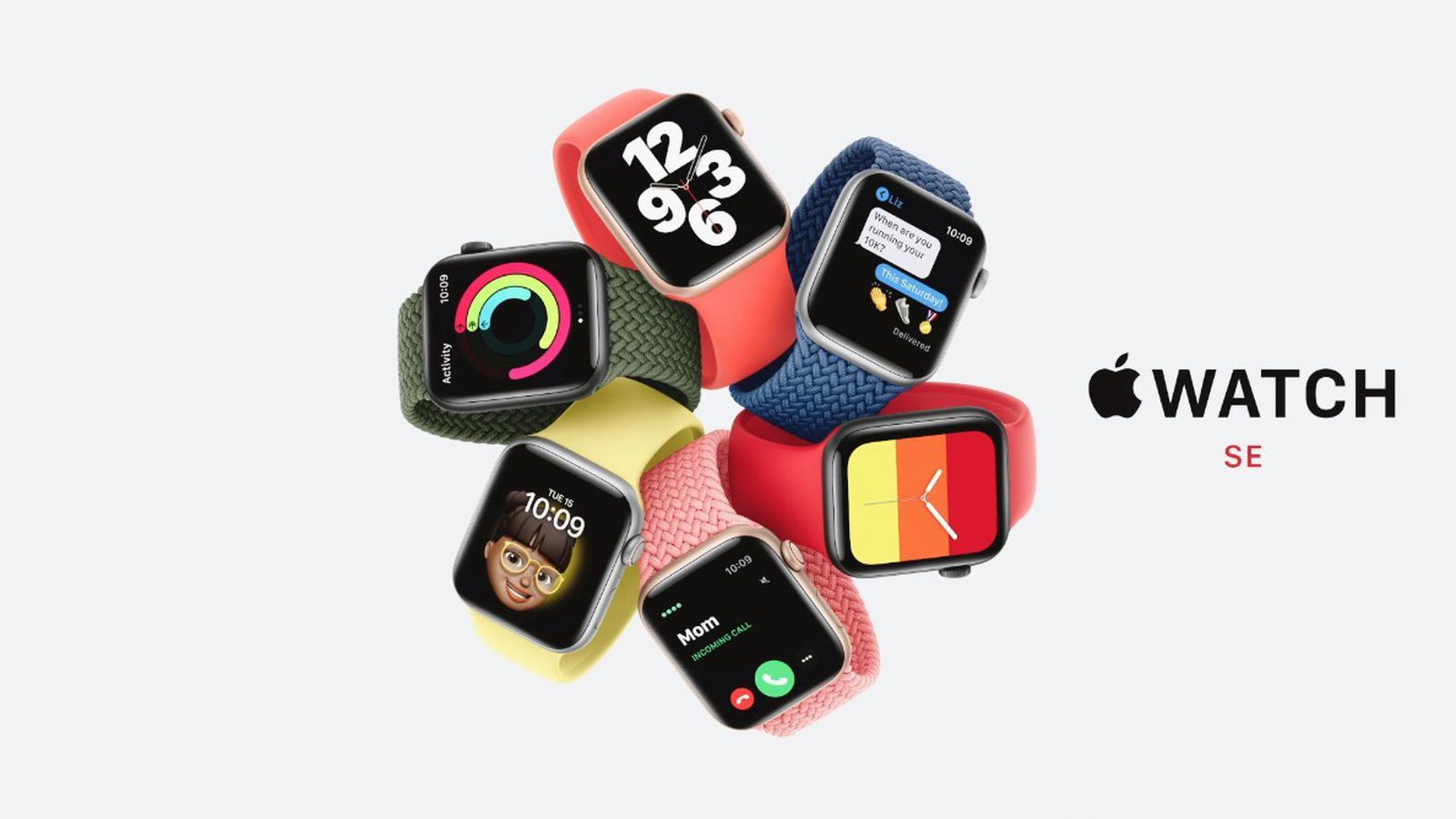 Lower-Cost Apple Watch SE Unveiled With Series 6 Design, Lacks Features  Like ECG and Blood Oxygen Tracking - MacRumors