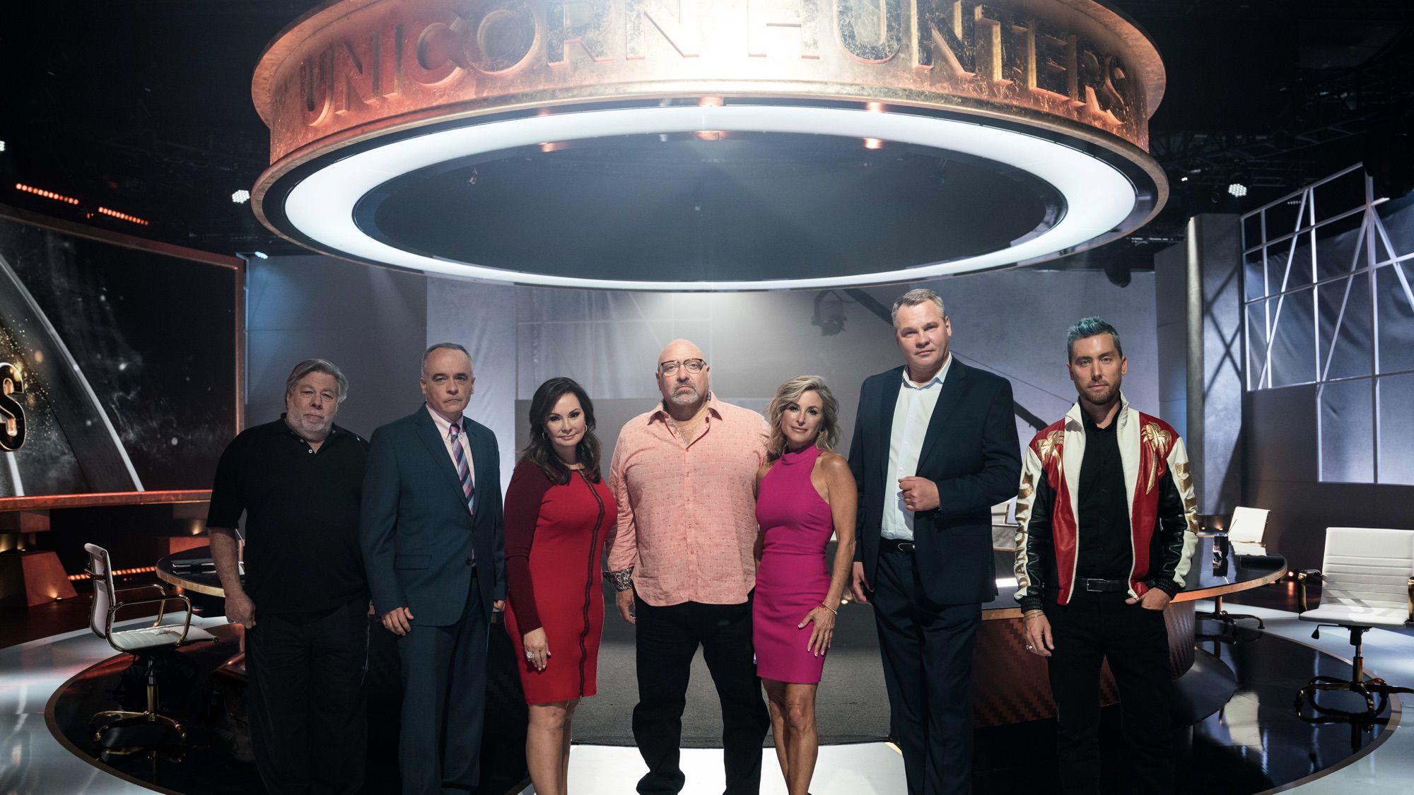 photo of 'Unicorn Hunters' Show Starring Steve Wozniak and Lance Bass Seeks TV Distribution image
