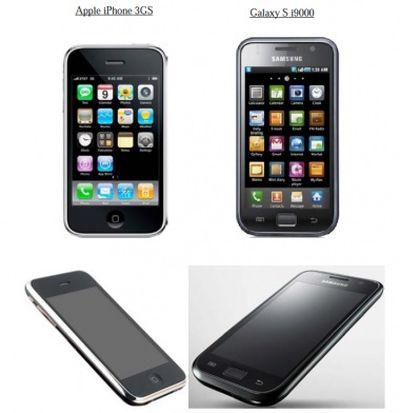 iphone galaxy comparison