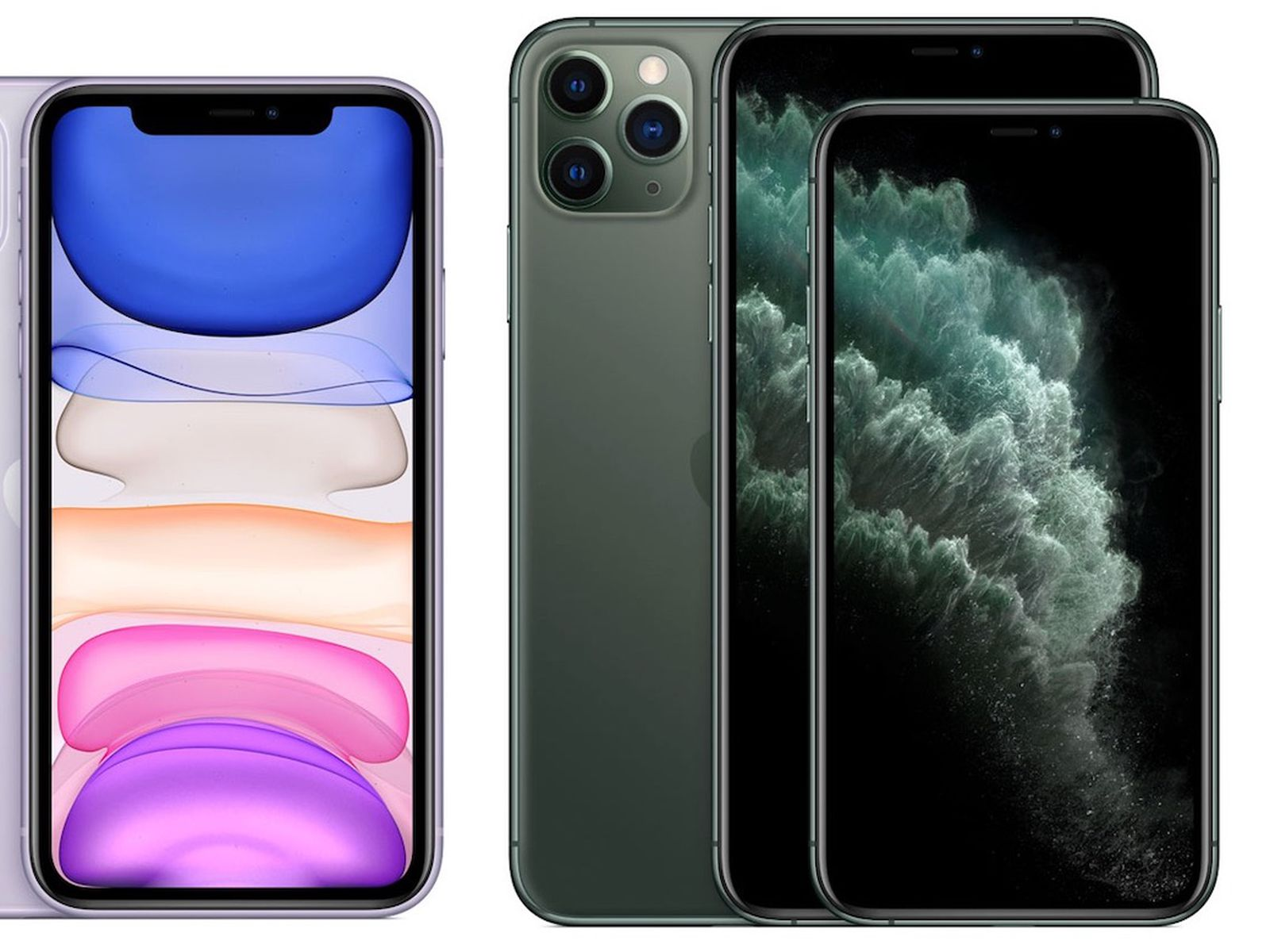Iphone 11 Vs Iphone 11 Pro Buyer S Guide Macrumors