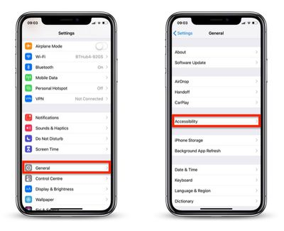 how to reduce screen brightness further in iOS 2