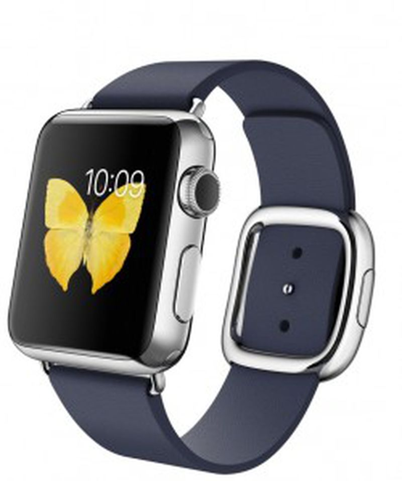 Apple Watch Midnight Blue