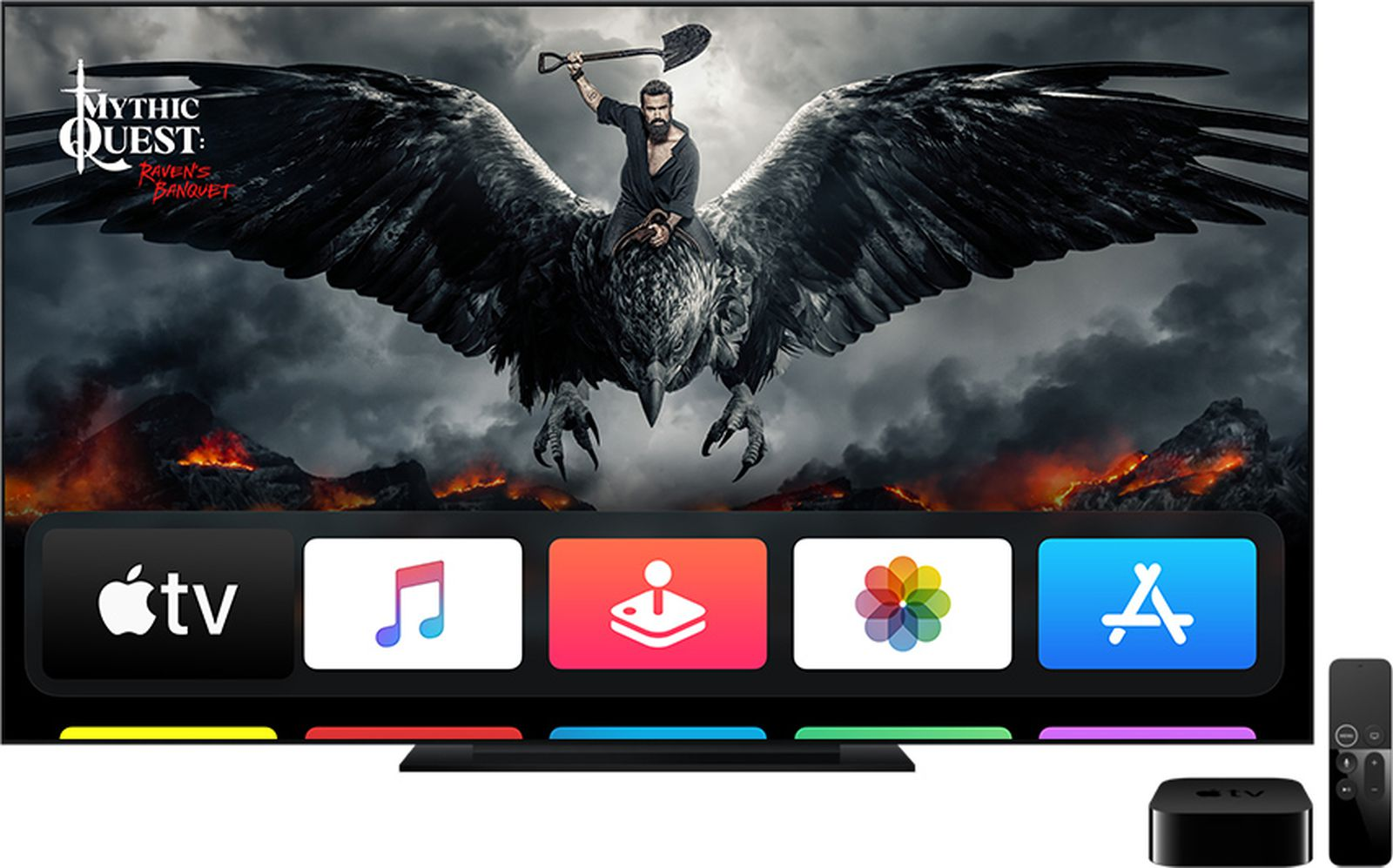 photo of Apple Seeds Fourth Beta of tvOS 14.2 Update to Developers image