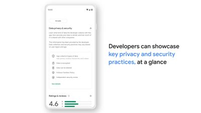 play store privacy labels