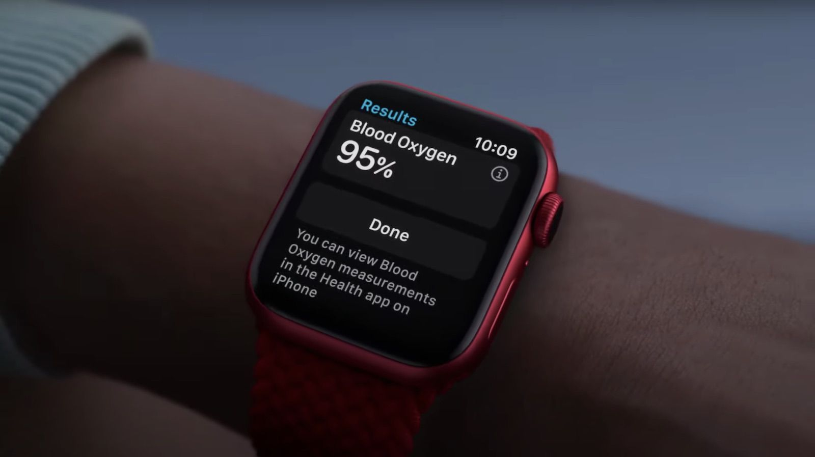 Apple Watch Series 6 Blood Oxygen Monitoring Available in Most Countries Worldwide – MacRumors