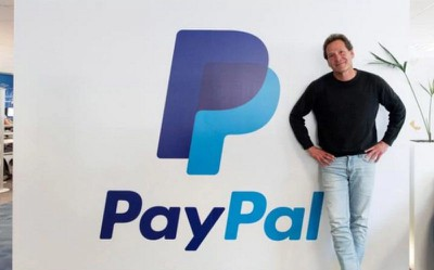 paypal ceo image