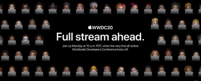 wwdc 2020 full stream ahead
