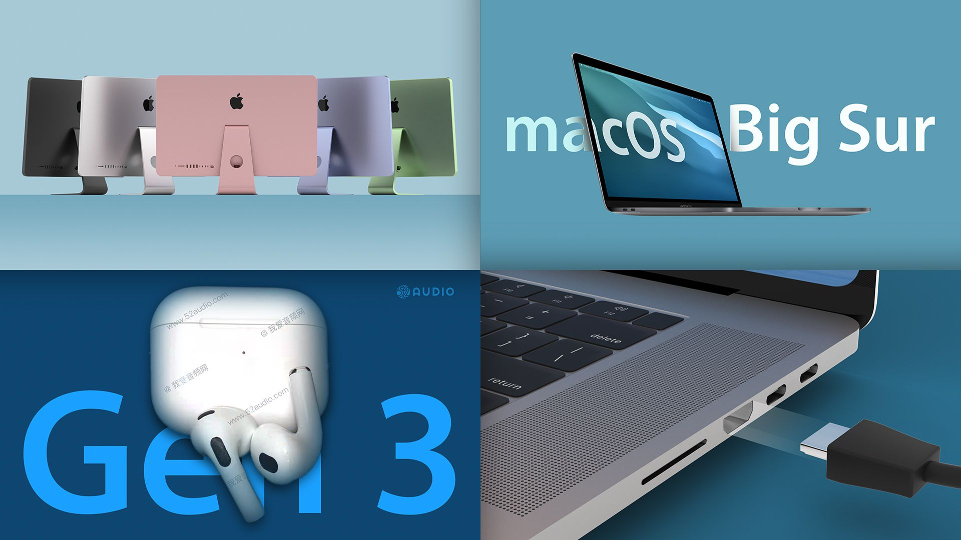 Top Stories: MacBook Pro, iMac, and AirPods Rumors, macOS 11.2.2, MagSafe Wallet Revisited - MacRumors