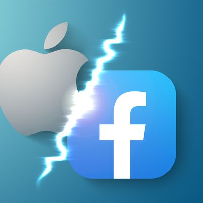 Apple vs Facebook feature