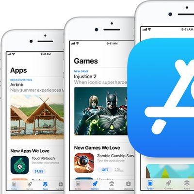 app store iphones