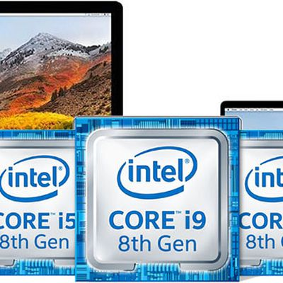 core i9 coffee lake mac trio