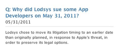 lodsys lawsuits png