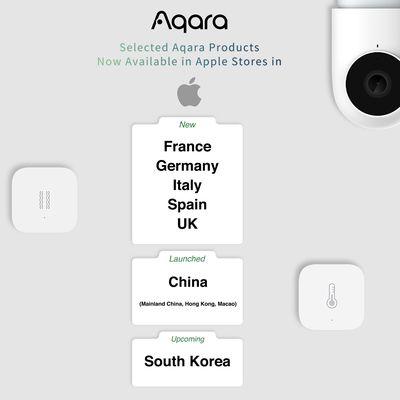 aqara coming to apple stores