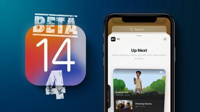 iOS 14 Beta 4 Everything New 1
