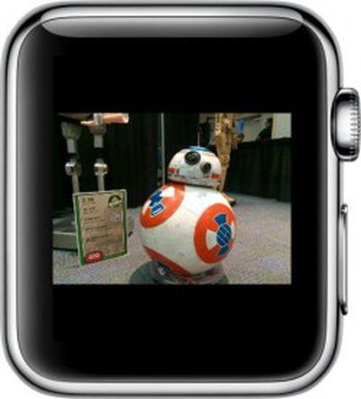 Apple Watch Photos 1