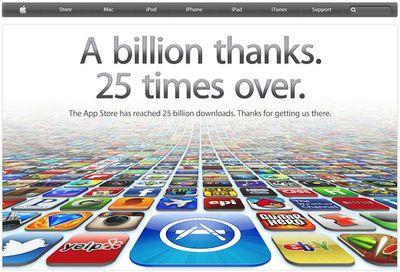 app store 25 billion1