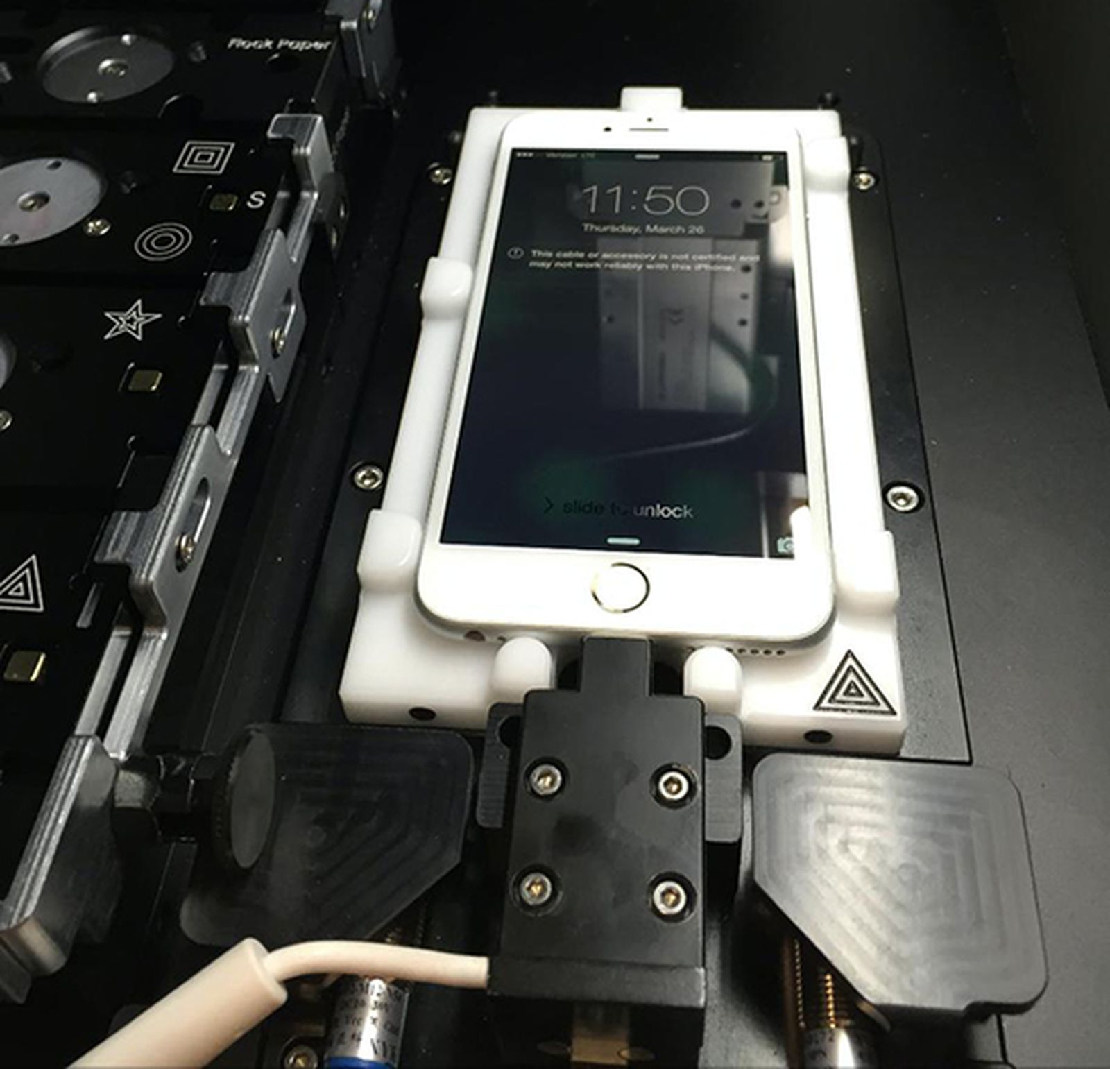 Apple Providing Select Repair Shops With Iphone Calibration Machine For Quicker Turnaround Macrumors