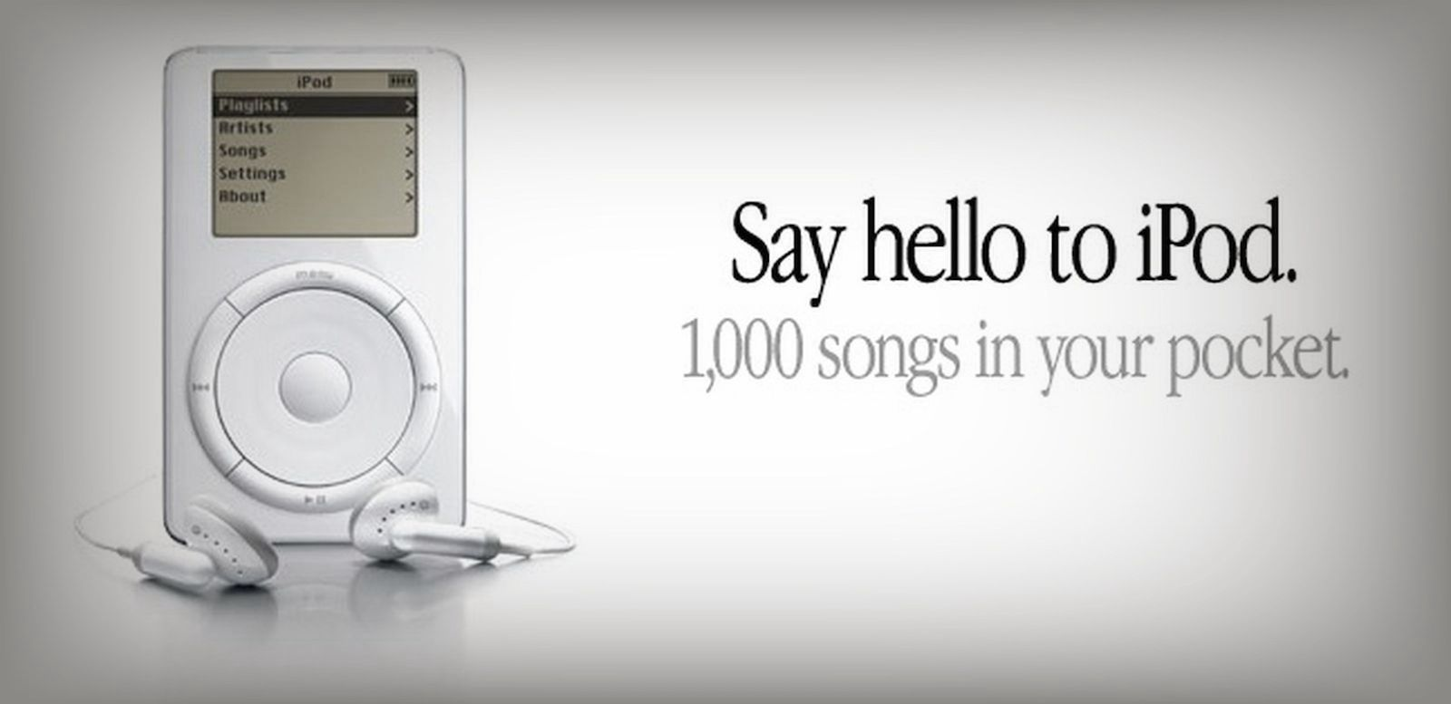 This Week Marks the 20th Anniversary of the iPod and 30th Anniversary of the PowerBook