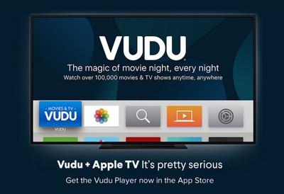 vudu player apple tv