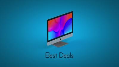 Minimalist iMac Deal