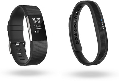 fitbit charge and flex
