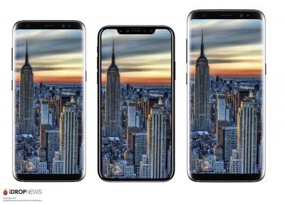 iPhone 8 Size Comparison iDrop News 9