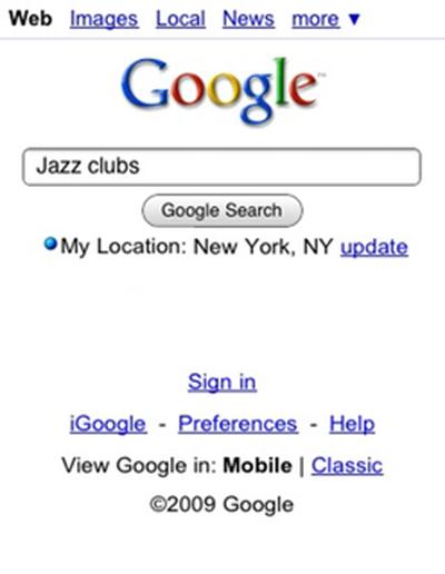 112635 google my location