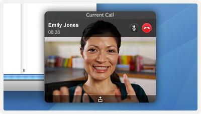 skype 5 2 control bar