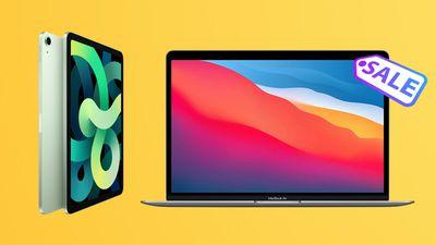 ipad air macbook air deal
