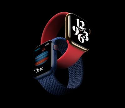 Apple delivers apple watch series 6 09152020 big