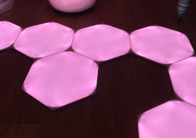 hexagonspink